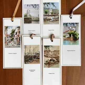 Bookmark - Mini Art Prints
